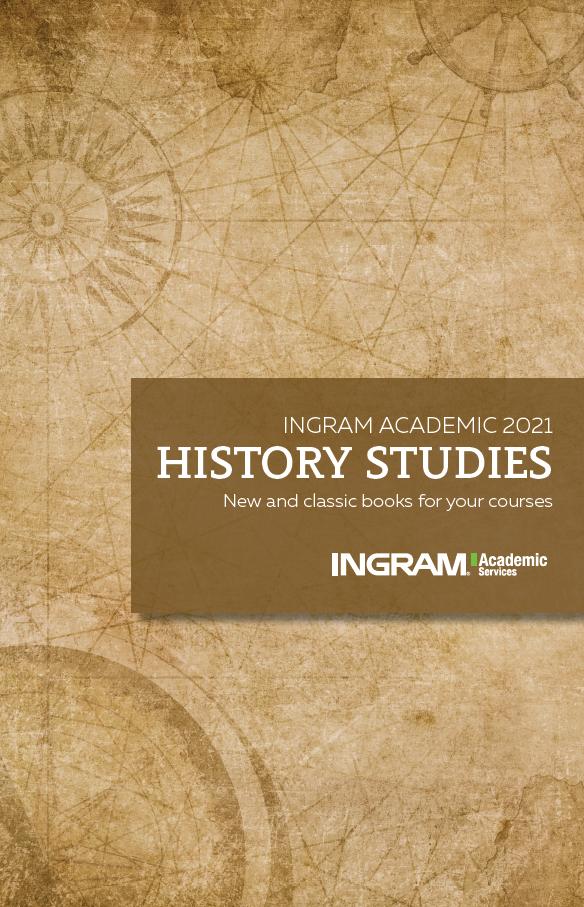 History Catalog 2021 Cover
